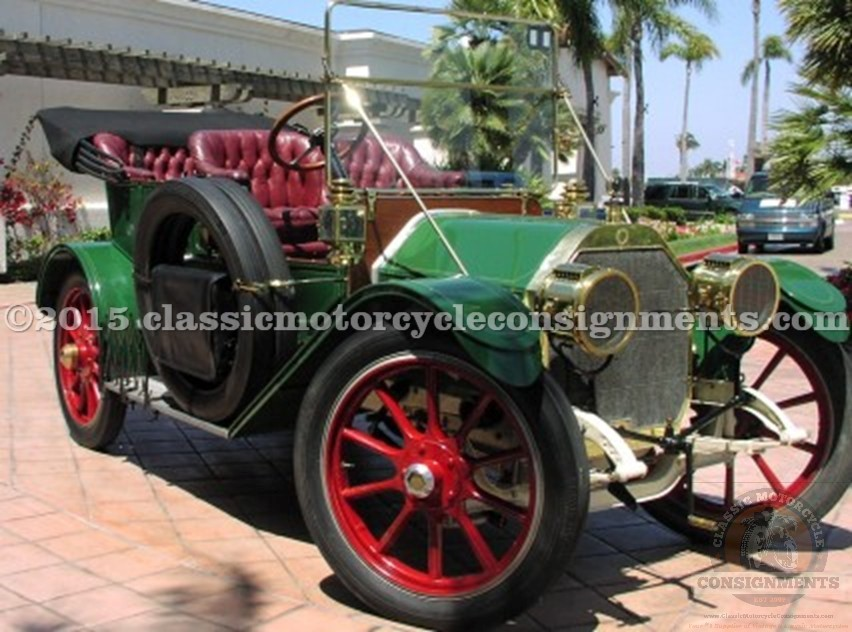 1910 Oldsmobile Close Coupled Special