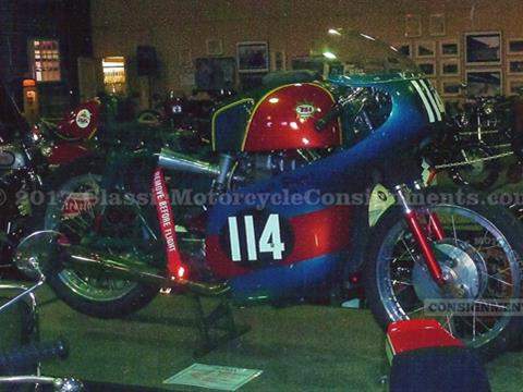 1963 BSA Gold Star DBD34 Competition Motorcycle