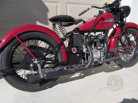 1942 Indian Jr Scout Motorcycle