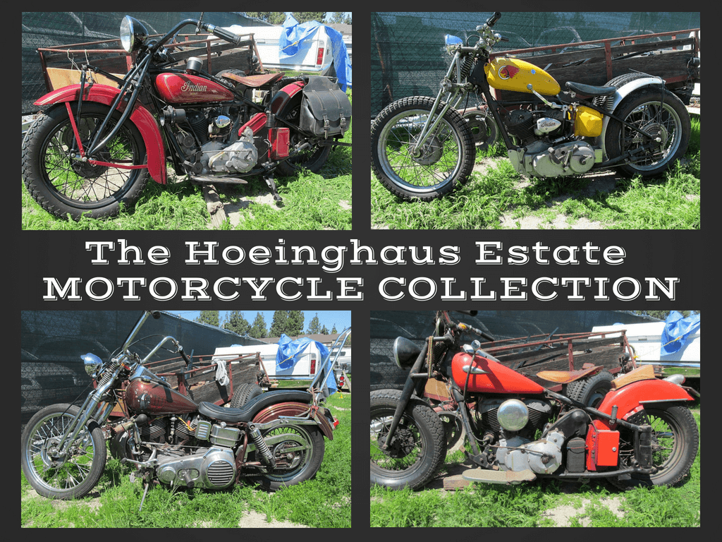 The Hoeinghaus Estate Motorcycle Collection
