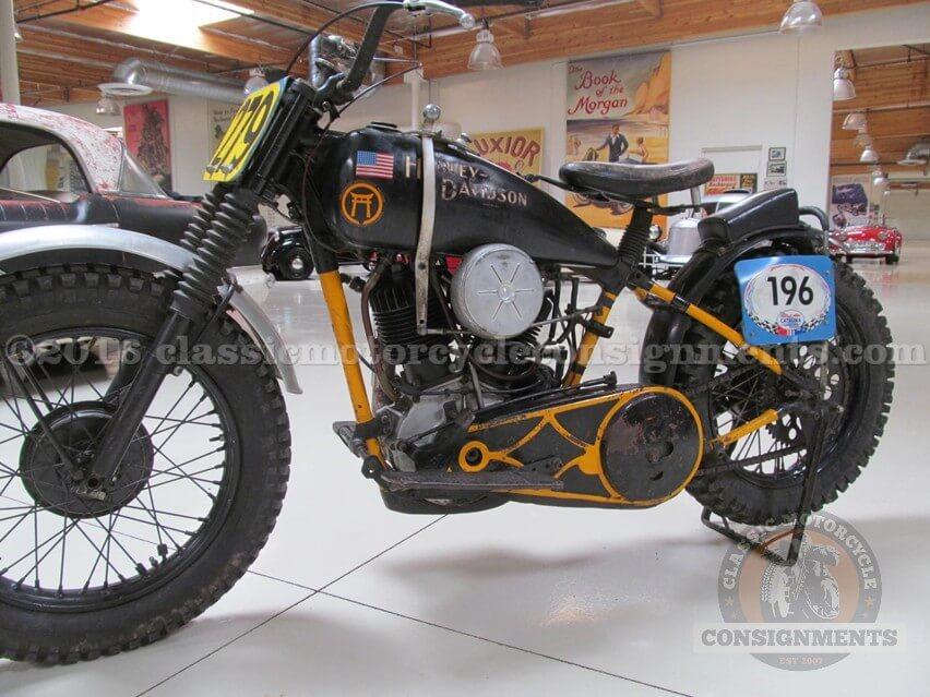 1928 Harley Davidson JD Twin Cam – Knapp Estate