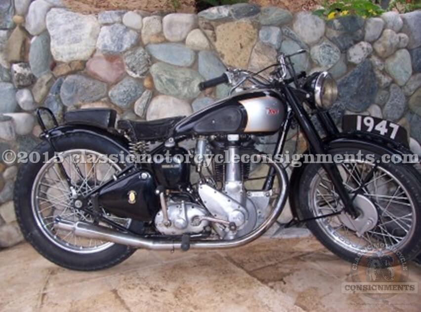 1947 BSA B34