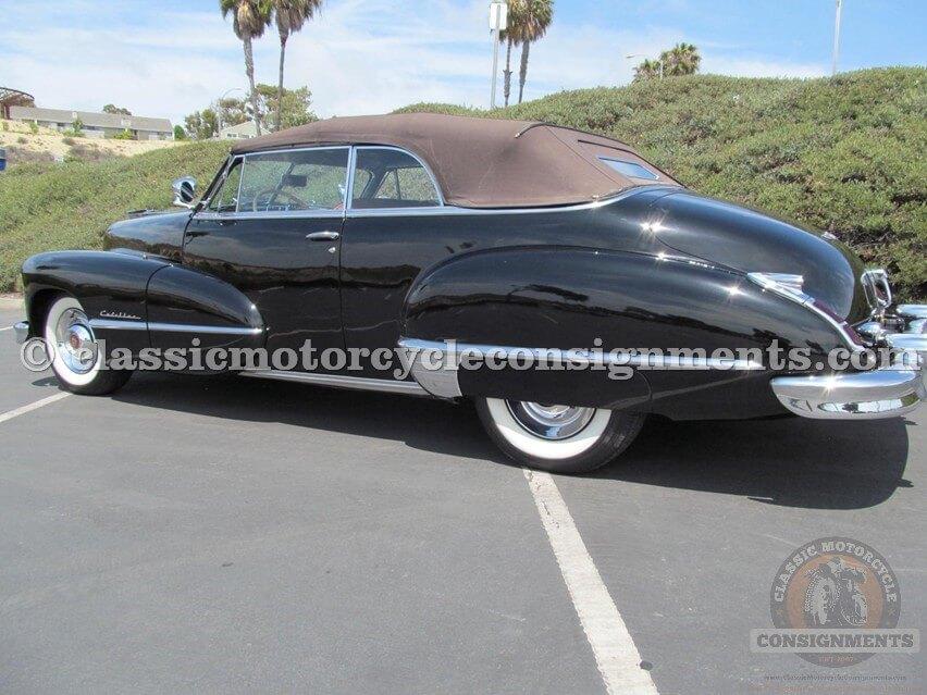 1947 Cadillac 2-Door Convertible — Series 62