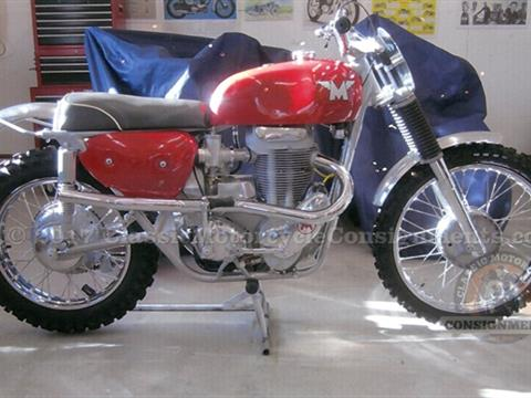 1966 Matchless G-85 Competition Scrambler Motorcycle