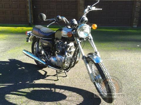 1979 Triumph T140 750cc Motorcycle